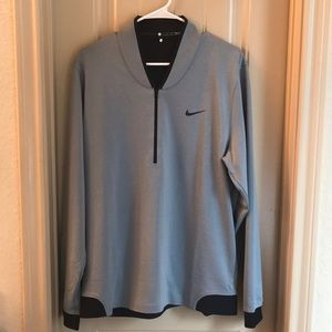 Nike Tiger Woods Collection Half-zip Pullover